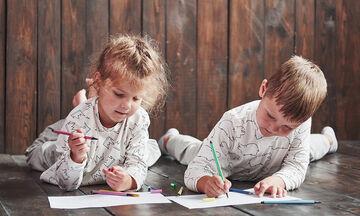 Πόσο σημαντικό είναι το κεφάλαιο «ζωγραφική» στα παιδιά;