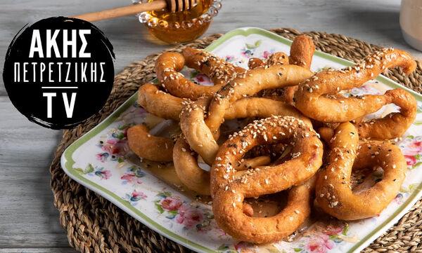 Συνταγή για τραγανά λαλάγγια από τον Άκη Πετρετζίκη