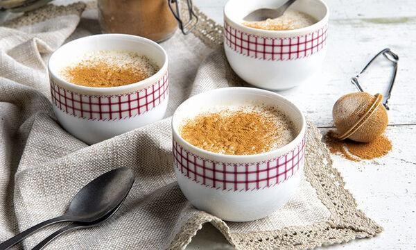 Ρυζόγαλο: H συνταγή του Άκη Πετρετζίκη που πρέπει να δοκιμάσετε