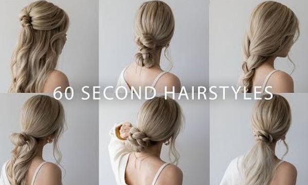 Έχεις μακριά μαλλιά; 6 εύκολα και γρήγορα χτενίσματα για το καλοκαίρι