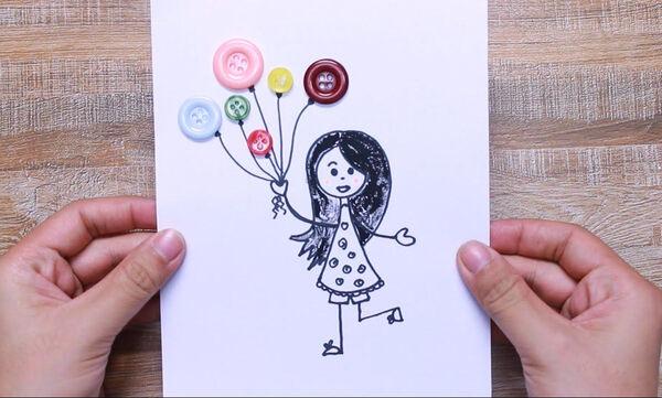Επτά απίθανα tips ζωγραφικής που θα ξετρελάνουν τα παιδιά (vid)