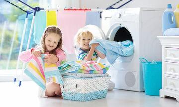 Ποιος είναι ο σωστός τρόπος για να πλύνετε τα ρουχαλάκια του μωρού;