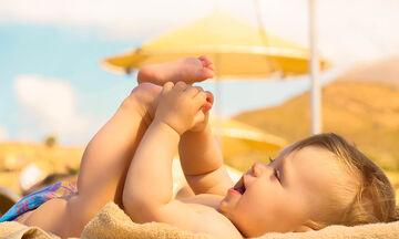 Ποια συμπτώματα δείχνουν έλλειψη βιταμίνης D στα μωρά