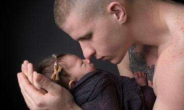 Το μοναδικό δέσιμο μπαμπάδων & παιδιών μέσα από συγκλονιστικές φωτογραφίες