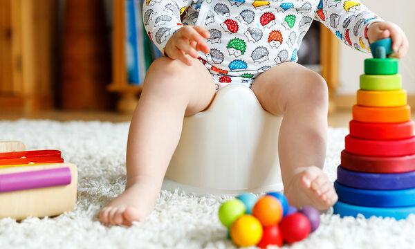 Από την πάνα στο γιογιό: Πώς θα καταλάβετε ότι το παιδί σας είναι έτοιμο;