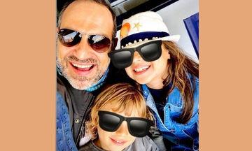Κρατερός Κατσούλης:Η φωτό των παιδιών του που δημοσίευσε απλά είναι υπέροχη