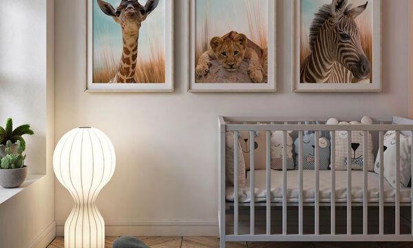 Ιδέες για βρεφικά δωμάτια που δεν είναι ροζ ή γαλάζια (pics)