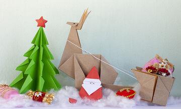Χειροτεχνίες για παιδιά: 3 κατασκευές origami που θα ενθουσιάσουν τα παιδιά