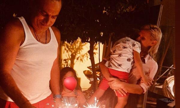 Κρατερός Κατσούλης: Έτσι γιόρτασε τα γενέθλιά του (pics)