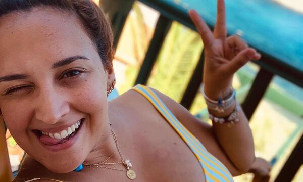 Κλέλια Πανταζή: Η οικογενειακή φώτο από τις διακοπές που αξίζει να δείτε