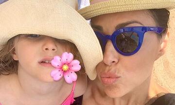 Σίσσυ Φειδά: Η καλοκαιρινή φωτογραφία της κόρης της που λατρέψαμε