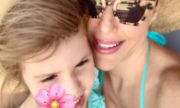 Σίσσυ Φειδά: Δείτε πώς φωτογραφήθηκε με την κόρη της