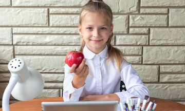 Επιστροφή στο σχολείο: Διατροφή για γερά παιδιά