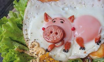 Μαμά ετοιμάζει τα πιο φανταστικά παιδικά γεύματα που έχετε δει (pics)