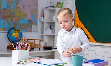 Πώς να φτιάξετε αποθηκευτικές θήκες για το παιδικό γραφείο