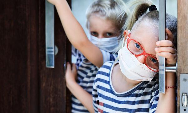 #BackToSchool: DIY φάκελος από χαρτί για την ασφαλή φύλαξη της μάσκας