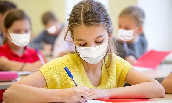 Σωστή χρήση μάσκας: Τι πρέπει να ξέρουν και να θυμούνται οι μαθητές