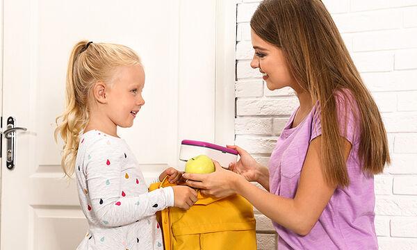 Επιστροφή στο σχολείο: DIY lunch bag για το κολατσιό των παιδιών