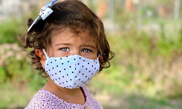Δέκα παιδικές μάσκες με σχέδια - Τα παιδιά θα τις φορούν χωρίς γκρίνια