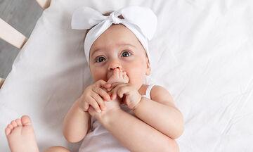Πέντε τρόποι για να ηρεμήσετε το μωρό
