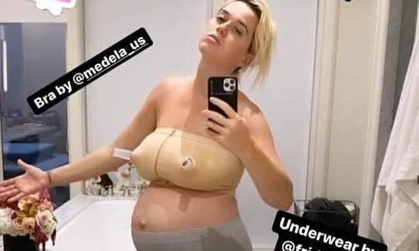 Ποιος σου είπε ότι πρέπει να έχεις το τέλειο κορμί μετά από μια γέννα;