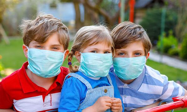 Κορονοϊός: Ασυμπτωματικά παιδιά μπορούν να μεταδίδουν τον ιό για εβδομάδες