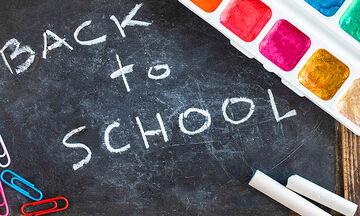 DIY πίνακας κιμωλίας για τη νέα σχολική χρόνια - Δείτε πώς θα τον φτιάξετε