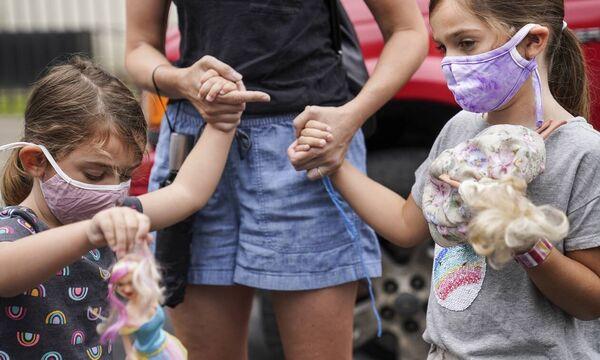 Κορονοϊός και παιδιά: Προσοχή! Αυτά είναι τα συμπτώματα που δεν πρέπει να αγνοήσετε