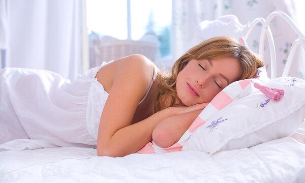 Δεκαπέντε τρόποι να χάσετε βάρος ενώ κοιμάστε (vid)