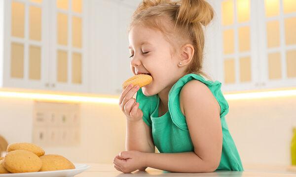 Σπιτικά μπισκότα κανέλας - Ένα γλυκό σνακ για το σχολείο