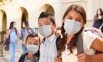Οδηγίες για χρήση μάσκας: Τα ΔΕΝ... που πρέπει να θυμούνται οι μαθητές