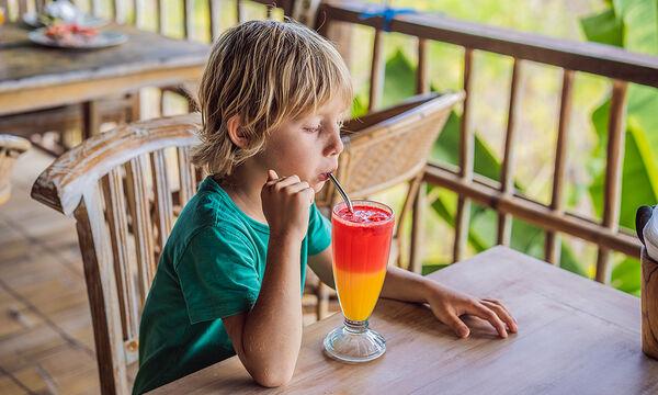 Δώστε ένα boost στο ανοσοποιητικό του παιδιού σας με το τρίχρωμο smoothie