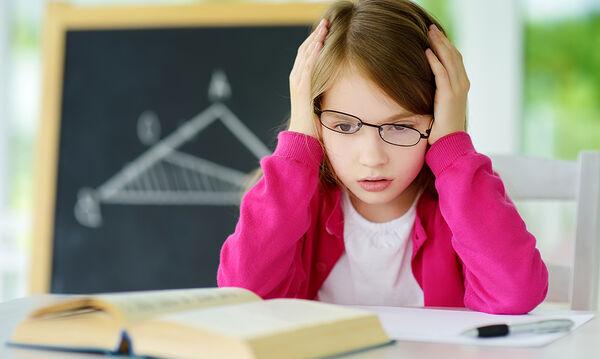 4 tips για να αντιμετωπίσουν τα παιδιά το άγχος της επιστροφής στο σχολείο