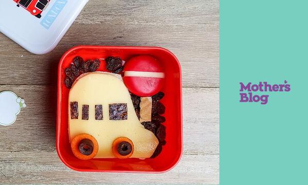 Υγιεινό σνακ για το σχολείο που θα λατρέψουν τα παιδιά