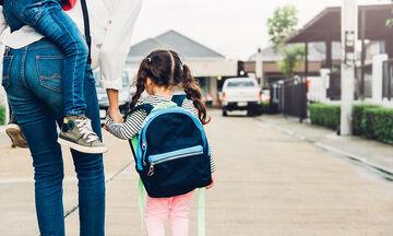 Πέντε συμβουλές προς τους γονείς για μια καλή σχολική χρονιά