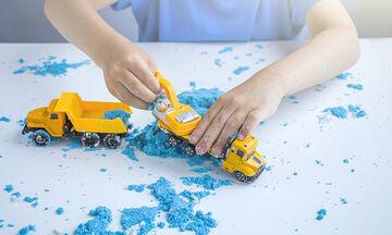 Τι είναι η παιδιατρική εργοθεραπεία;