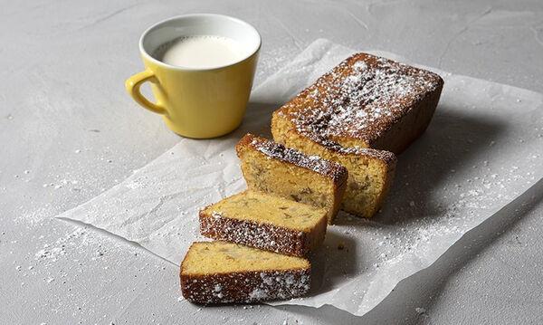 Φτιάξτε για τα παιδιά κέικ με αχλάδι από τον Άκη Πετρετζίκη