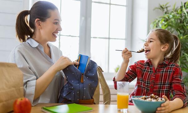 Τι πρέπει να περιλαμβάνει ένα καλό πρωινό πριν το σχολείο;