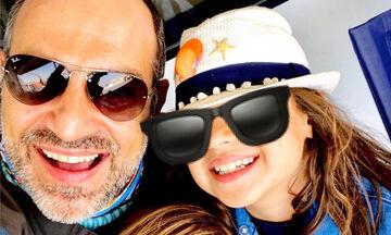 Κρατερός Κατσούλης: Αυτή τη φώτο των παιδιών του πρέπει να τη δείτε