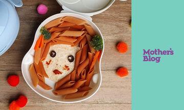 Νόστιμο και υγιεινό φαγητό με ζυμαρικά φακής - Ιδανικό για κολατσιό