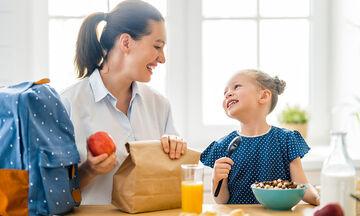 Τέσσερις πρακτικές συμβουλές για ένα ήρεμο πρωινό πριν το σχολείο