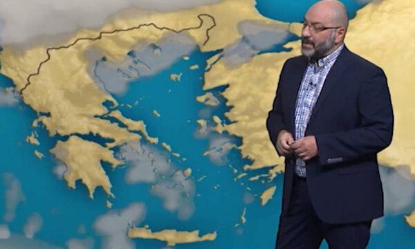 Καιρός: Εκτακτη ενημέρωση Αρναούτογλου για Μεσογειακό Κυκλώνα: «Θα περιμένουμε...»