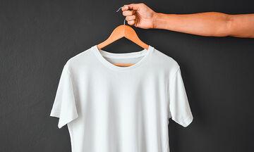 Κιτρινίλες και λεκέδες στα λευκά ρούχα; Δείτε τι μπορείτε να κάνετε