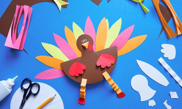 Χειροτεχνίες για παιδιά: Φτιάξτε κινούμενα παιχνίδια από χαρτί