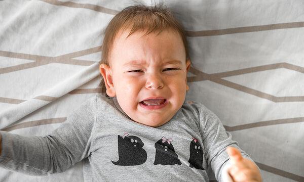Πέντε ιδιοφυείς τρόποι να σταματήσετε το κλάμα του μωρού