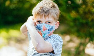 Πώς πλένουμε σωστά τις υφασμάτινες μάσκες των παιδιών μετά το σχολείο;