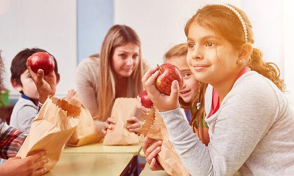 Η Περιφέρεια Στερεάς Ελλάδας  δίπλα στους μαθητές με το Πρόγραμμα ΔΙΑΤΡΟΦΗ