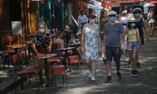 Κορονοϊός: Ενδεχόμενο νέου lockdown μετά την έκρηξη κρουσμάτων - Τι αποκάλυψε ο Σύψας
