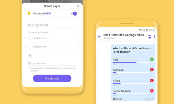 Viber: Νέες διασκεδαστικές λειτουργίες για μια νέα συναρπαστική σχολική χρονιά