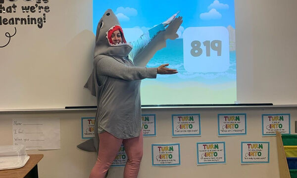 Πάνω από 20 εκατ. είδαν αυτό το βίντεο μαθηματικών μιας δασκάλας (vid)